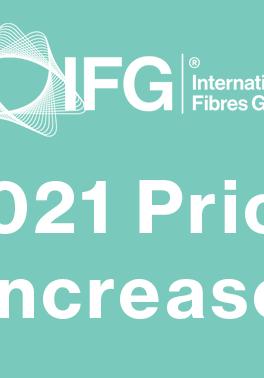 2021 Price Increase Notification